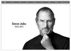 Steven Jobs 1955-2011